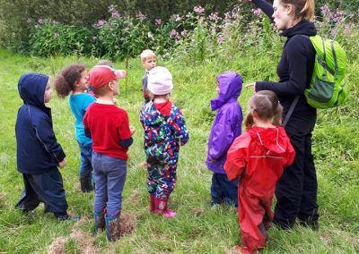 forest school learning