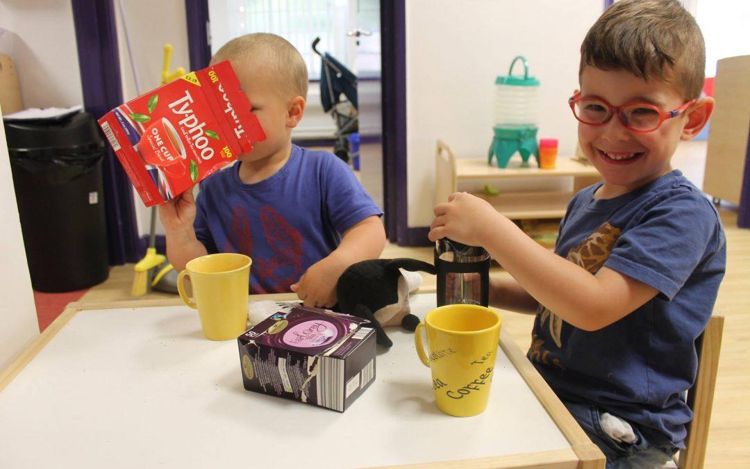 Pre-School Journey at Kids adVentures Salford