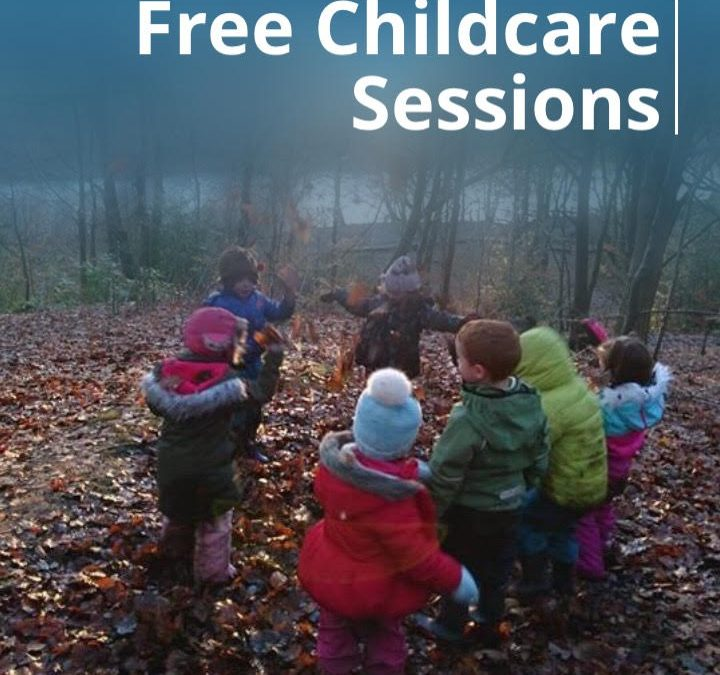 Free Childcare with Kids adVentures this Autumn