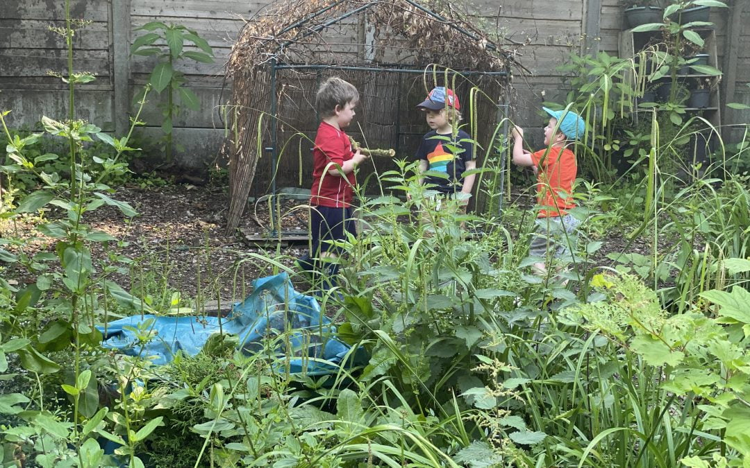 Outdoor Education – why Kids adVentures has invested in Forest Schools and Woodland Wellbeing