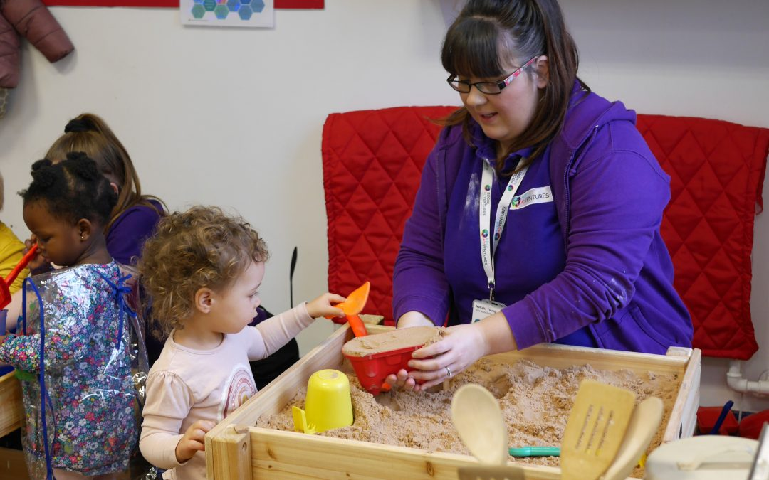 A Nursery Nurses Perspective of Working at Kids adVentures – Part One